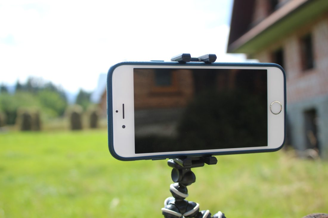 Making videos using your smartphone